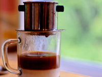 Пресс кофе