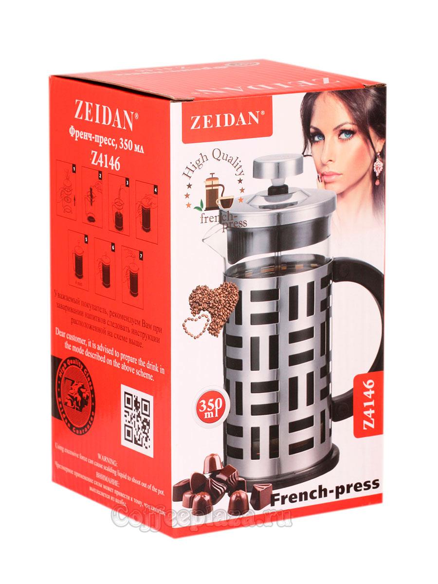 Френч-пресс Zeidan (Z-4146) 350 мл