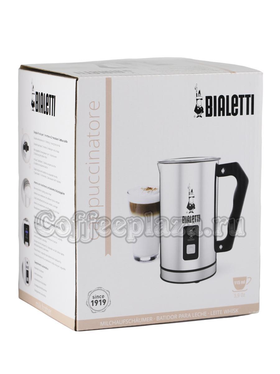 Вспениватель для молока Bialetti MK01 электрический