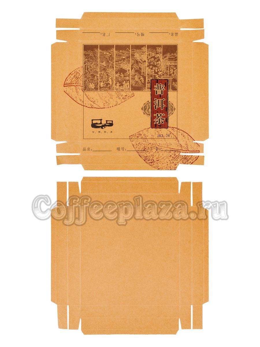 Коробочка для пуэра 357 гр (JL-027)
