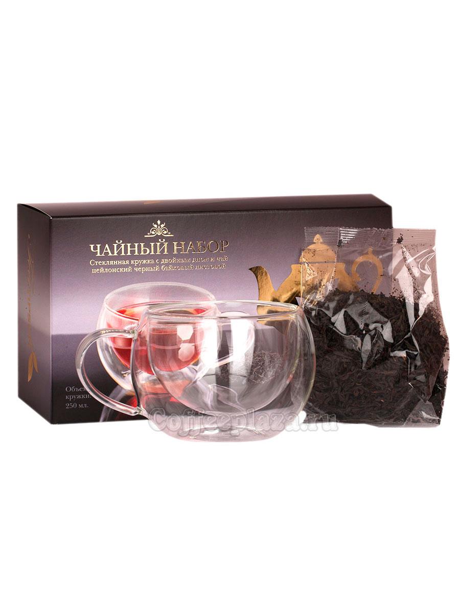Tipson подарочный чайный набор Империал черный цейлон