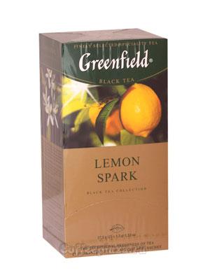 Чай Greenfield Lemon Spark Пакетики