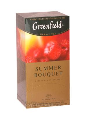 Чай Greenfield Summer Bouquet Пакетики
