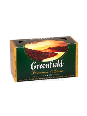 Чай Greenfield Premium Assam Пакетики