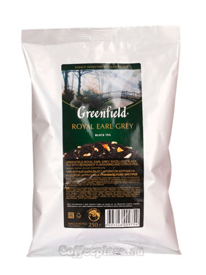 Чай Greenfield Royal Earl Grey 250 гр