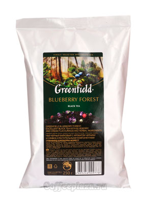 Чай Greenfield Blueberry Forest 250 гр