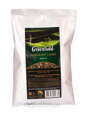 Чай Greenfield Harmony Land 250 гр