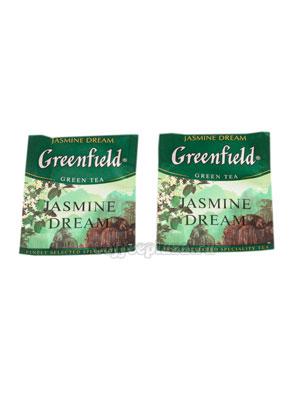Чай Greenfield Jasmine Dream в Пакете