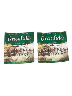 Чай Greenfield Earl Grey Fantasy в Пакете