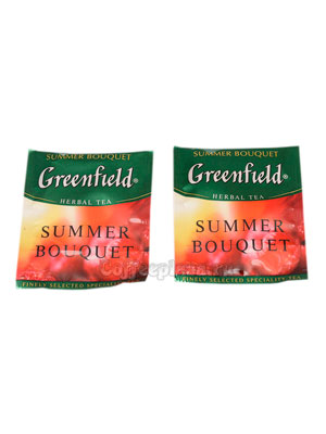 Чай Greenfield Summer Bouquet в Пакете
