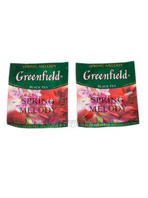 Чай Greenfield Spring Melody в Пакете