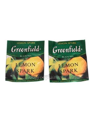 Чай Greenfield Lemon Spark в Пакете