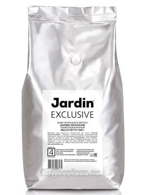 Кофе Jardin в зернах Exclusive