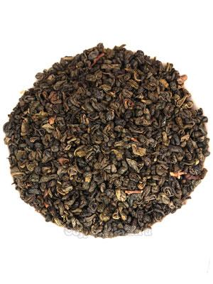 Зеленый Ганпаудер (Круглый чай)