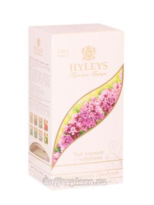 Чай Hyleys Гармония Природы Суприм черный с чабрецом (25 пак 1,5 гр)