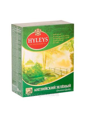 Чай Hyleys Английский Зеленый крупнолистовой 200 гр