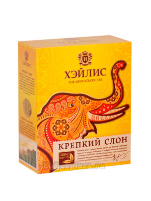 Чай Hyleys Крепкий слон 200 гр