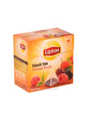 Чай Lipton Forest Fruit фруктовый (20 пирамидок)