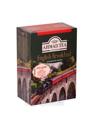 Чай Ahmad Листовой Английский завтрак. Черный, 100 гр