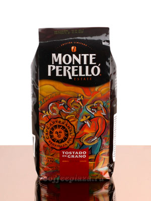 Кофе Monte Perello в зернах 454 гр