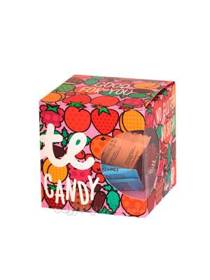Bite Набор фруктово-ягодных батончиков (Кокос, двойной шоколад, малина) 120 гр