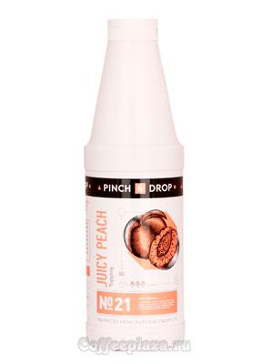Топпинг Pinch Drop Персик 1 л