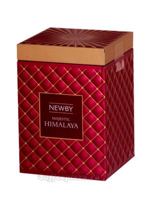 Чай листовой Newby Маджестик Гималаи гурмэ 50 гр