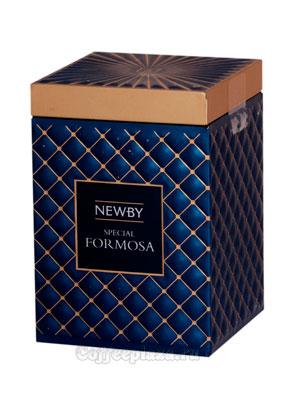 Чай листовой Newby Спешл Формоза гурмэ 50 гр