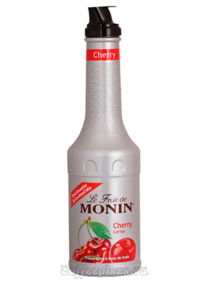 Фруктовое пюре Monin Вишня 1 л