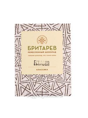 Бритарев шоколад горький 70 % какао классика 30 гр