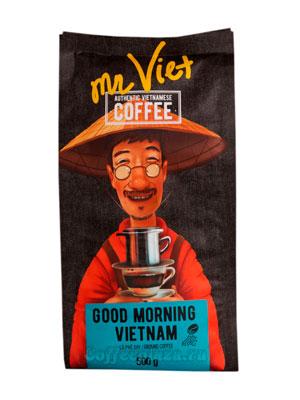 Кофе Mr Viet молотый доброе утро 500 гр