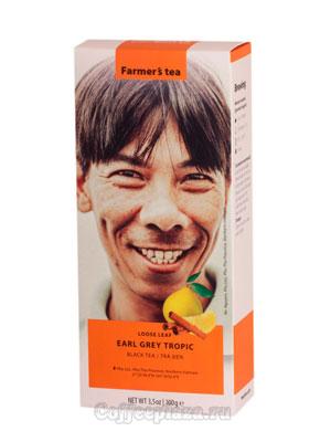 Чай Sense Asia эрл грей тропик 100 гр