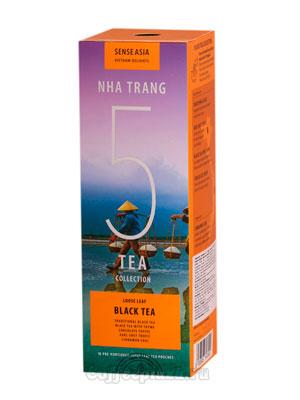 Подарочный набор Sense Asia Vietnam Delights 5 видов черного чая
