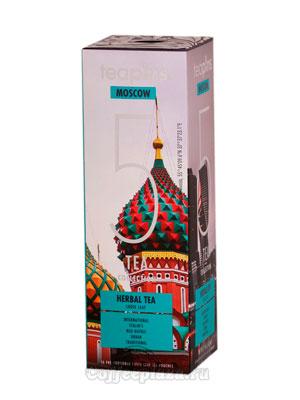 Подарочный набор Sense Asia Moscow Teapins 5 видов травяного чая