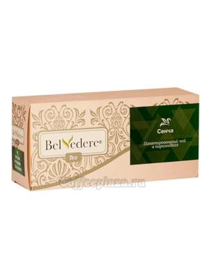 Чай Belvedere Сенча Пирамидки 3 гр 17 шт