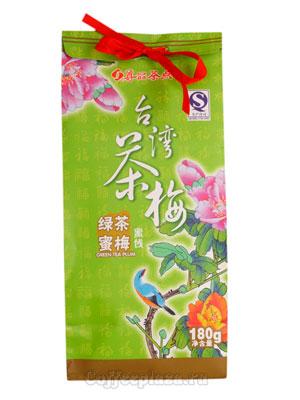 Медовая слива с ароматом зеленого чая 180 гр