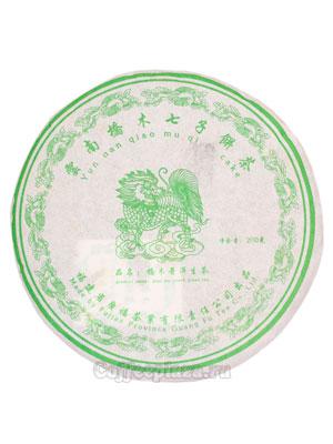 Чай Киу Му пуэр шен 200 г