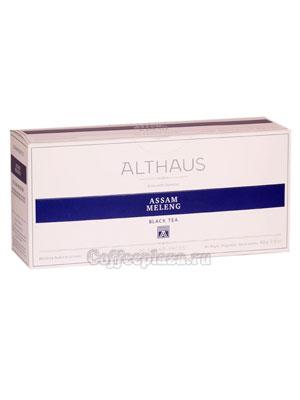 Чай Althaus Assam Meleng Черный 20х4 гр для чайников
