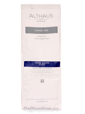 Чай Althaus Assam Meleng черный 250 гр
