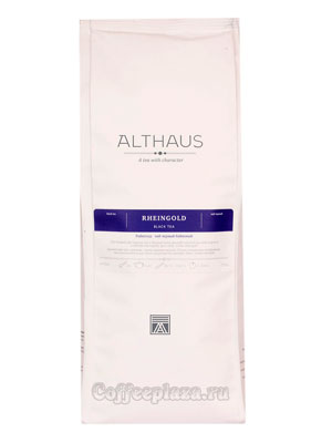 Чай Althaus листовой Rheingold/Раинголд 250 гр