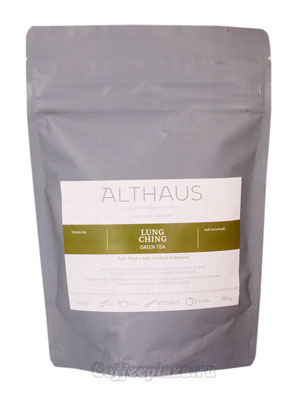 Чай Althaus листовой Lung Ching Light 100 гр