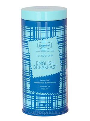 Чай Ronnefeldt Tea Couture English Breakfast/Английский Завтрак 100 гр