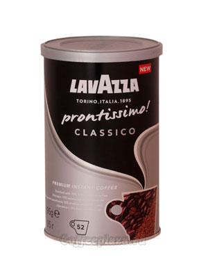 Кофе Lavazza растворимый Prontissimo Classico 95 гр
