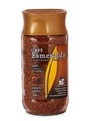Кофе Cafe Esmeralda растворимый 200 гр