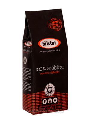 Кофе Bristot молотый Arabica 250 гр