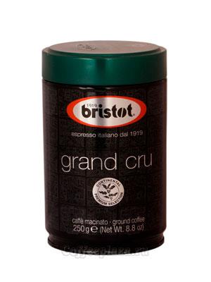 Кофе Bristot молотый Rainforest 250 гр