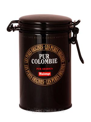 Кофе Malongo (Малонго) молотый Pur Colombie