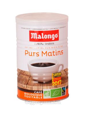 Кофе Malongo молотый Матан Лежер