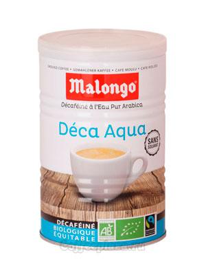 Кофе Malongo молотый Без кофеина
