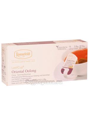 Чай Ronnefeldt Oriental Oolong/Восточный Улун в сашете (Leaf Cup)